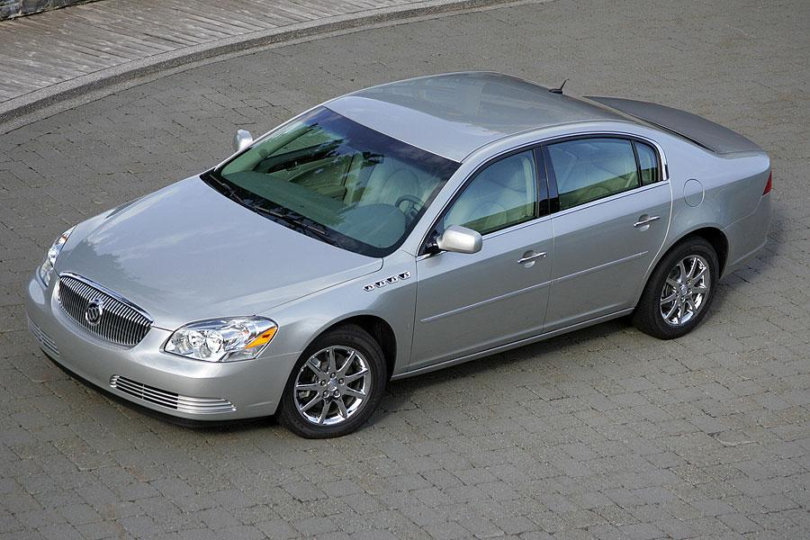2007 buick lucerne overview. Black Bedroom Furniture Sets. Home Design Ideas