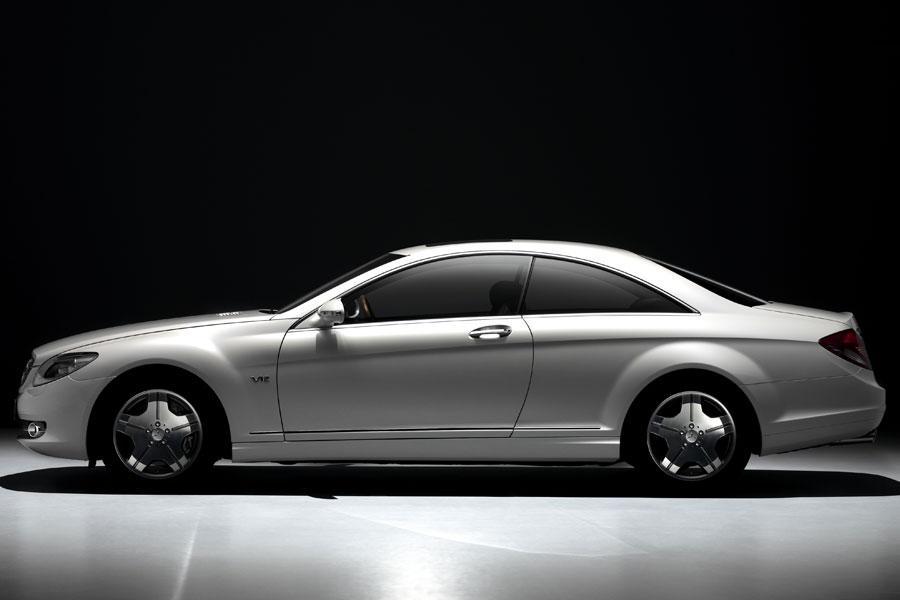2007 Mercedes-Benz CL-Class Photo 2 of 6