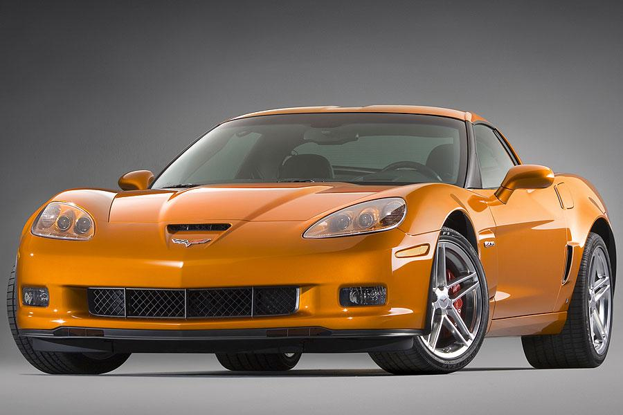 2007 Chevrolet Corvette Photo 1 of 9
