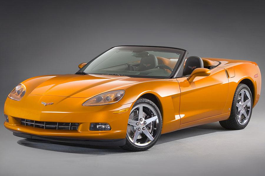 2007 Chevrolet Corvette Photo 4 of 9