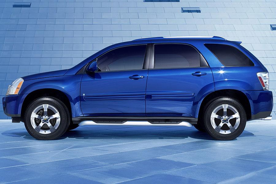 2007 Chevrolet Equinox Overview | Cars.com