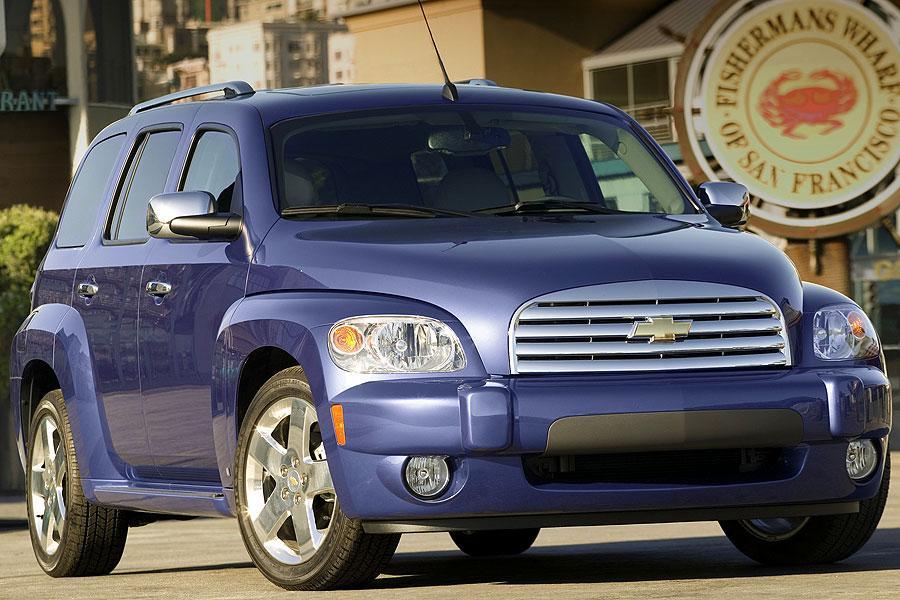 2007 Chevrolet HHR Photo 2 of 10