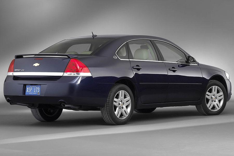 2007 Chevrolet Impala Specs, Pictures, Trims, Colors ...