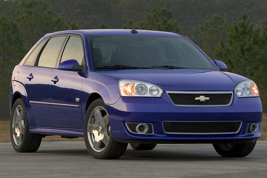 2007 Chevrolet Malibu Maxx Photo 4 of 7