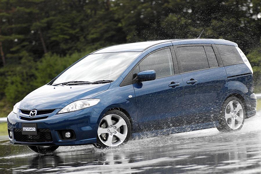 2007 Mazda Mazda5 Photo 1 of 9