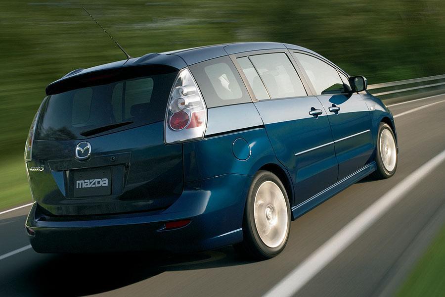 2007 Mazda Mazda5 Photo 3 of 9