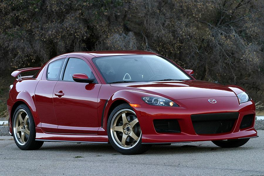 Car Repair Estimate >> 2007 Mazda RX-8 Specs, Pictures, Trims, Colors || Cars.com