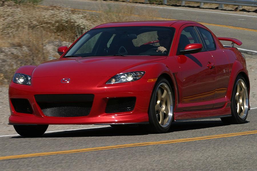 2007 Mazda RX-8 Photo 5 of 6