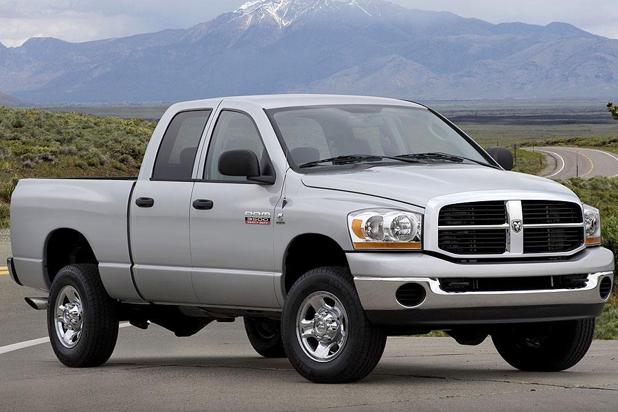 2007 Dodge Ram 1500 Photo 1 of 4