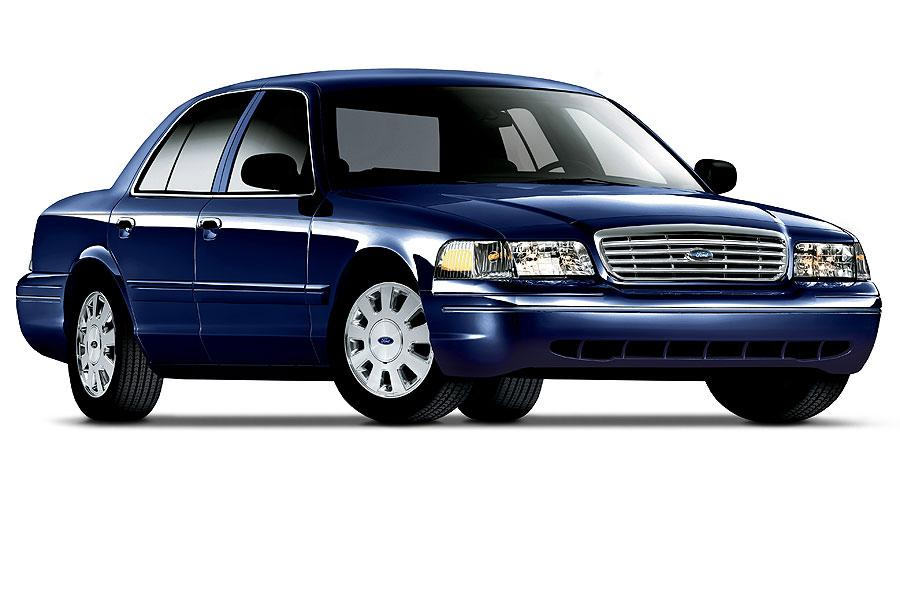 2007 Ford Crown Victoria Photo 1 of 3