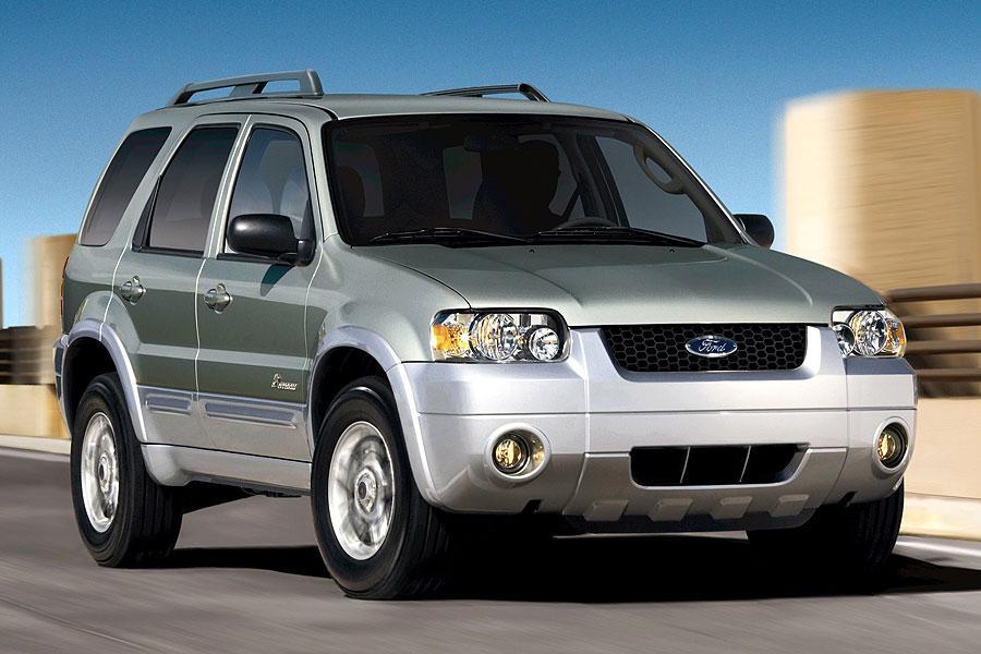2007 Ford Escape Hybrid Photo 2 of 4