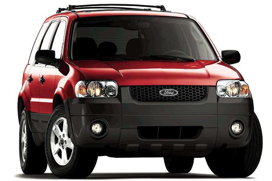 2007 Ford Escape Photo 3 of 4