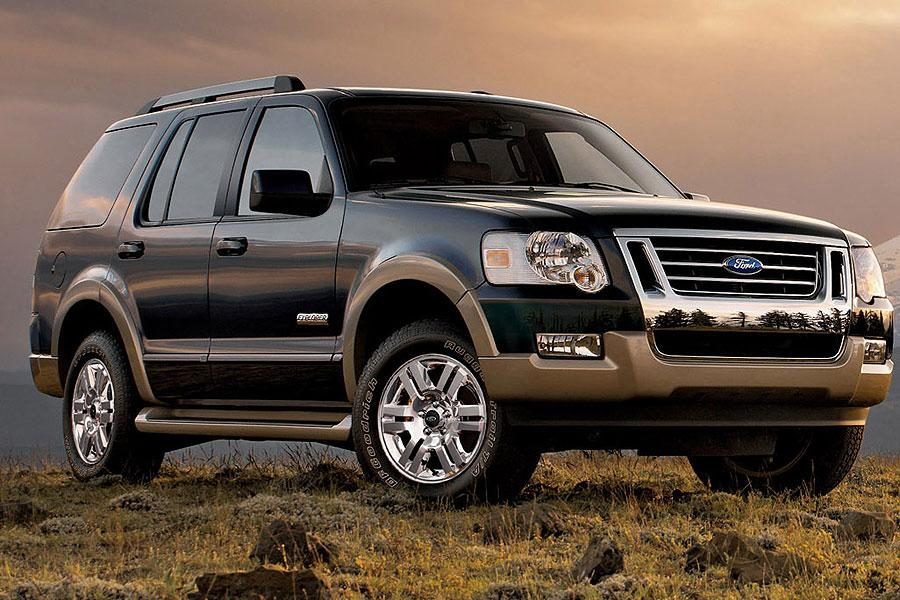 2007 ford explorer overview. Black Bedroom Furniture Sets. Home Design Ideas