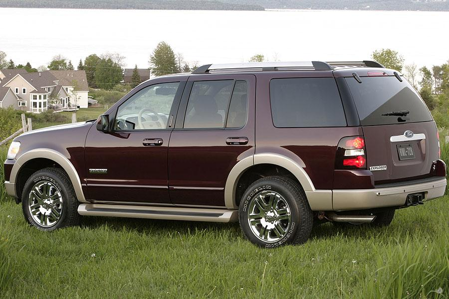 2007 Ford Explorer Photo 5 of 10