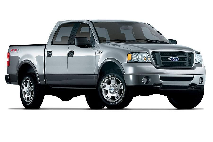 2007 ford f 150 overview. Black Bedroom Furniture Sets. Home Design Ideas