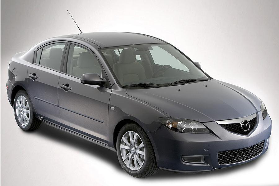 2007 mazda mazda3 overview. Black Bedroom Furniture Sets. Home Design Ideas