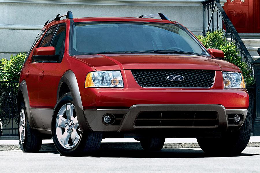 2007 Ford Freestyle Photo 3 of 4