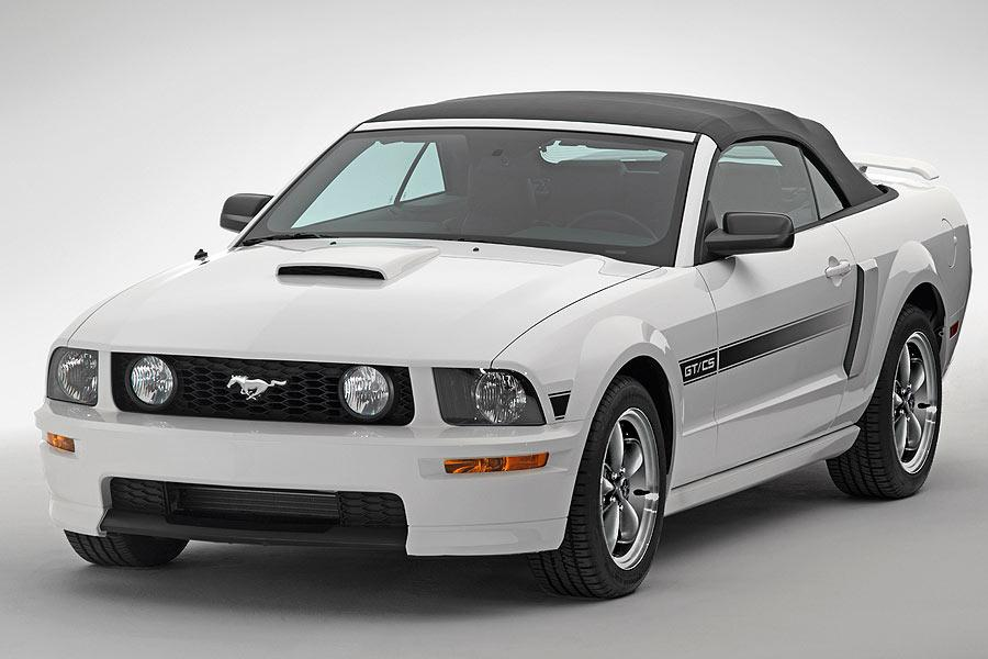 2007 Ford Mustang Photo 3 of 6