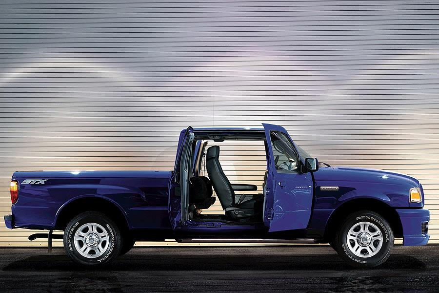 2007 Ford Ranger Photo 3 of 7