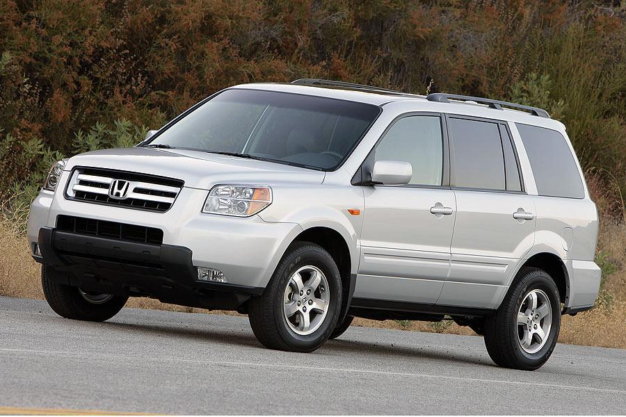 2007 honda pilot overview. Black Bedroom Furniture Sets. Home Design Ideas