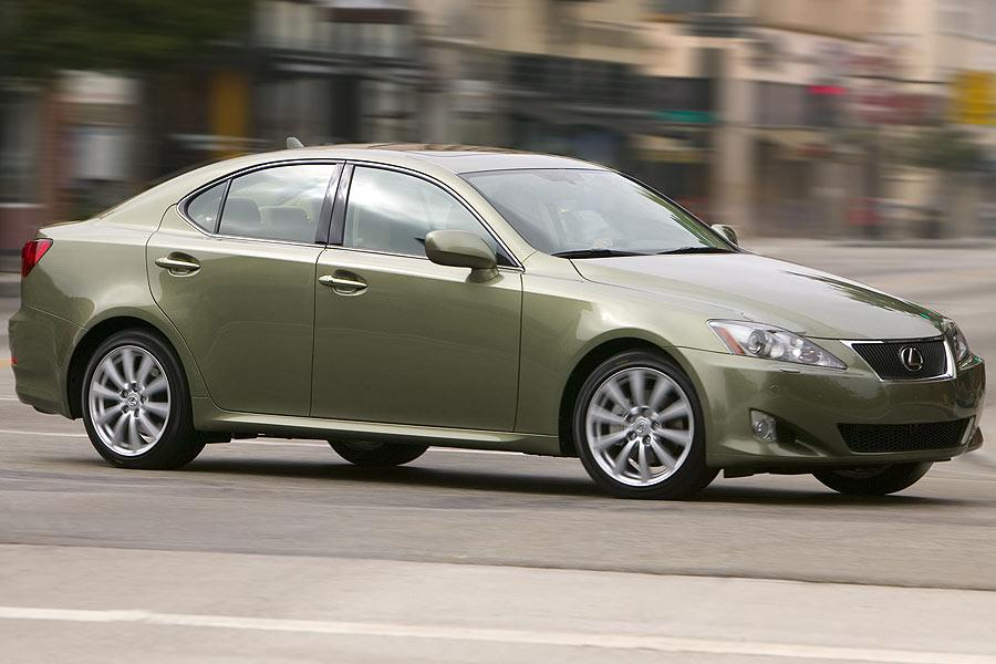 2007 Lexus IS 250 Photo 3 of 6