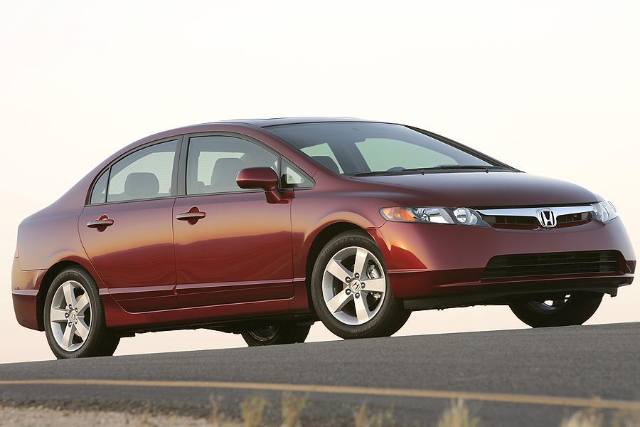 2007 Honda Civic Specs, Price, MPG & Reviews | Cars.com