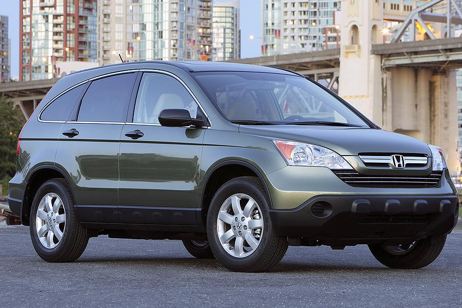 2007 Honda Cr V Overview Cars Com
