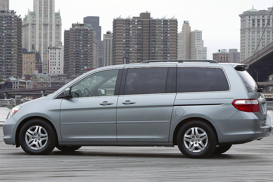 2007 Honda Odyssey Photo 2 of 20