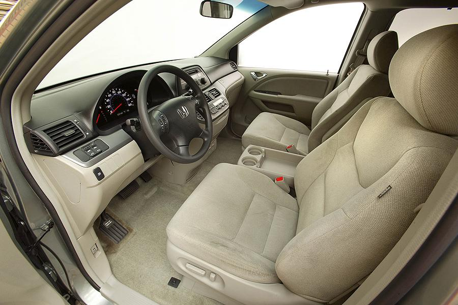 2007 Honda Odyssey Reviews Specs And Prices Cars Com