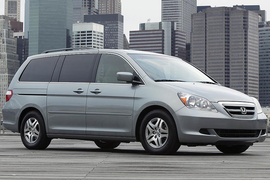 2007 Honda Odyssey Photo 6 of 20