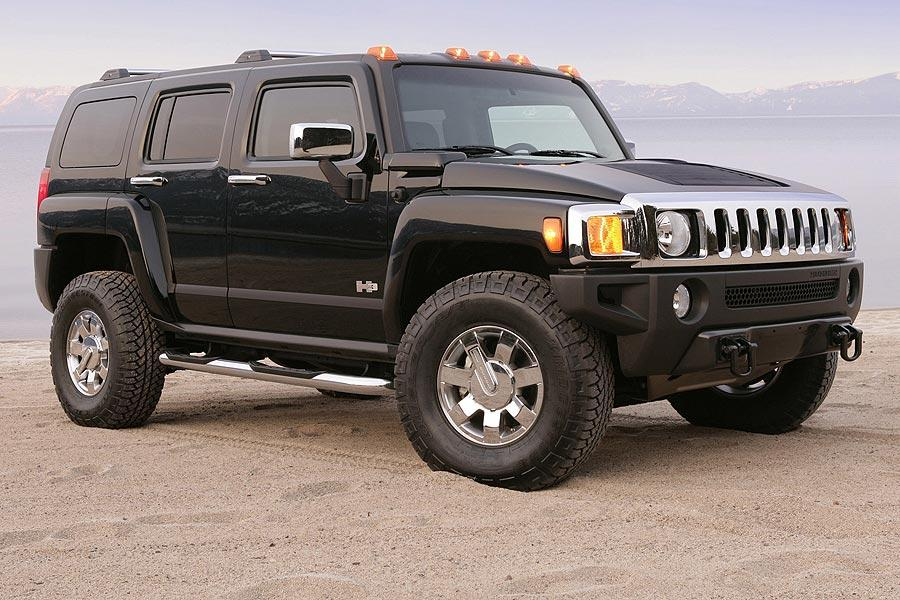 2007 Hummer H3 Photo 3 of 7