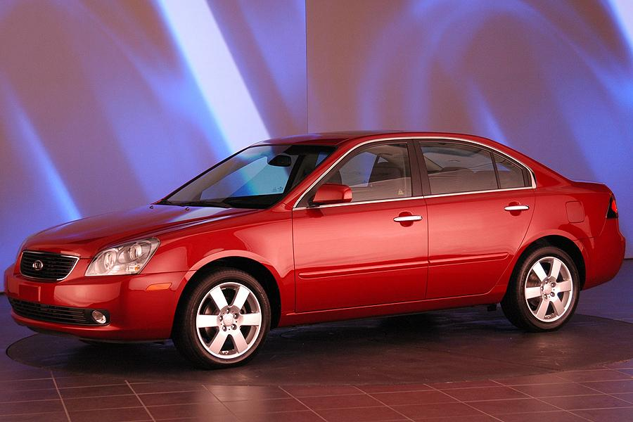 2007 kia optima specs pictures trims colors. Black Bedroom Furniture Sets. Home Design Ideas