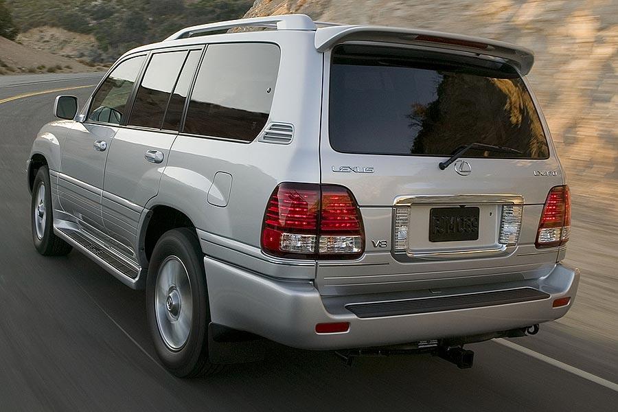 2007 Lexus LX 470 Photo 2 of 10