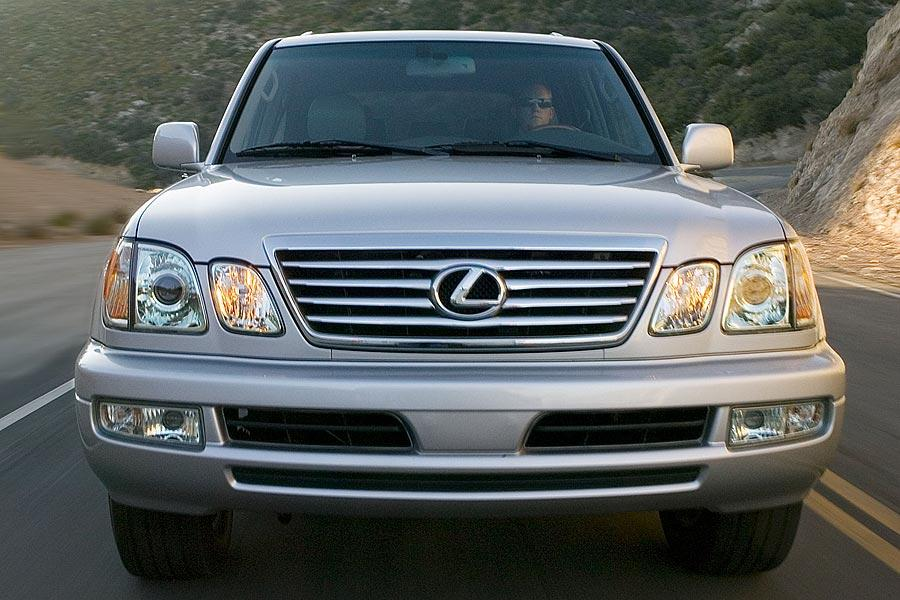 2007 Lexus LX 470 Photo 3 of 10
