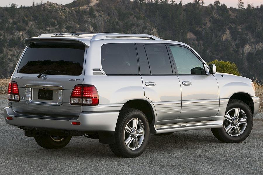 2014 Range Rover Sport For Sale >> Lexus LX 470 Sport Utility Models, Price, Specs, Reviews | Cars.com