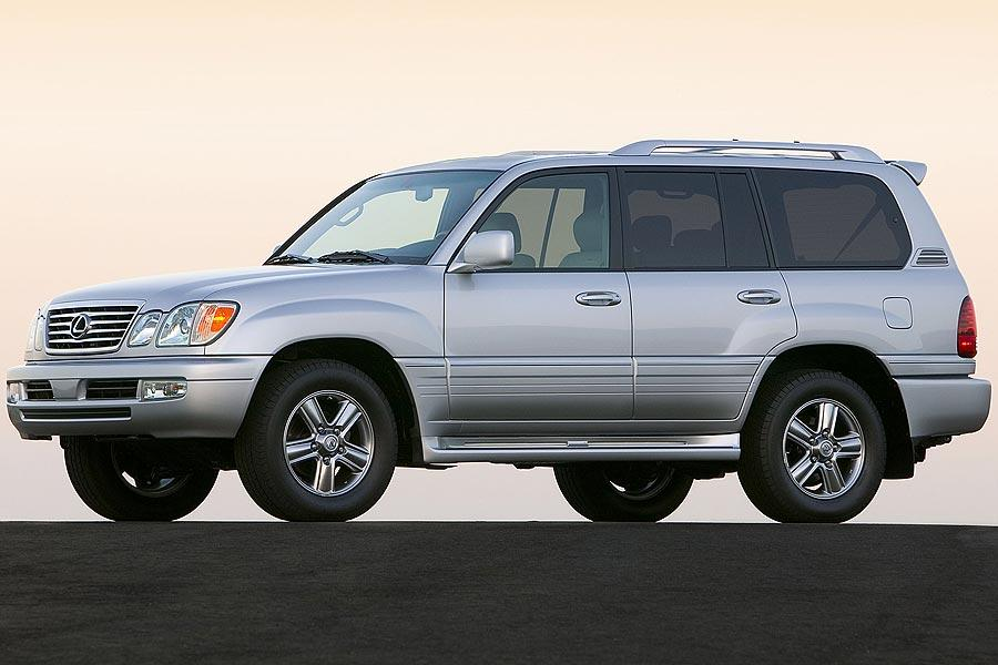 2007 lexus lx 470 reviews specs and prices. Black Bedroom Furniture Sets. Home Design Ideas