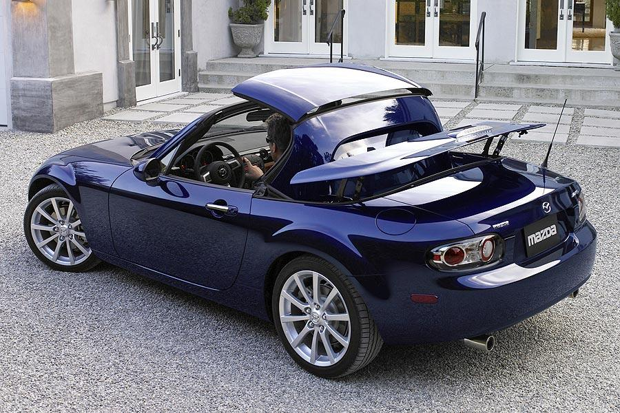 2007 mazda mx 5 miata overview. Black Bedroom Furniture Sets. Home Design Ideas