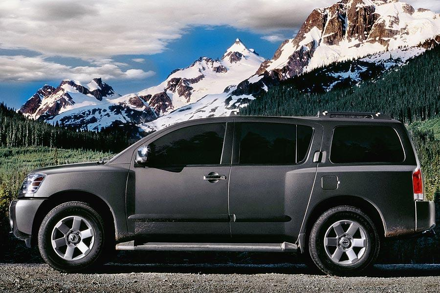 2007 Nissan Armada Photo 2 of 9