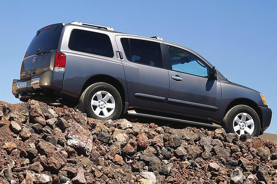2007 Nissan Armada Photo 5 of 9