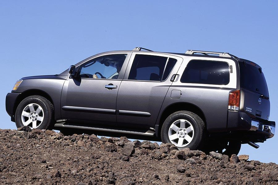 2007 Nissan Armada Photo 6 of 9