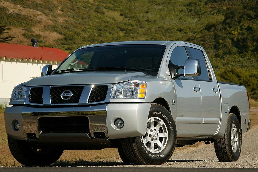 2007 Nissan Titan Photo 1 of 7