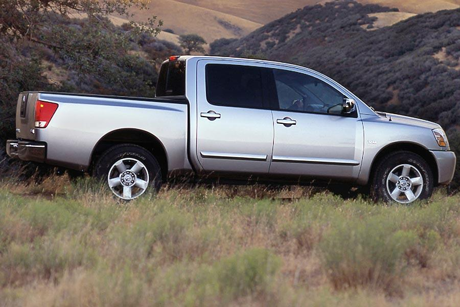 2007 Nissan Titan Photo 3 of 7