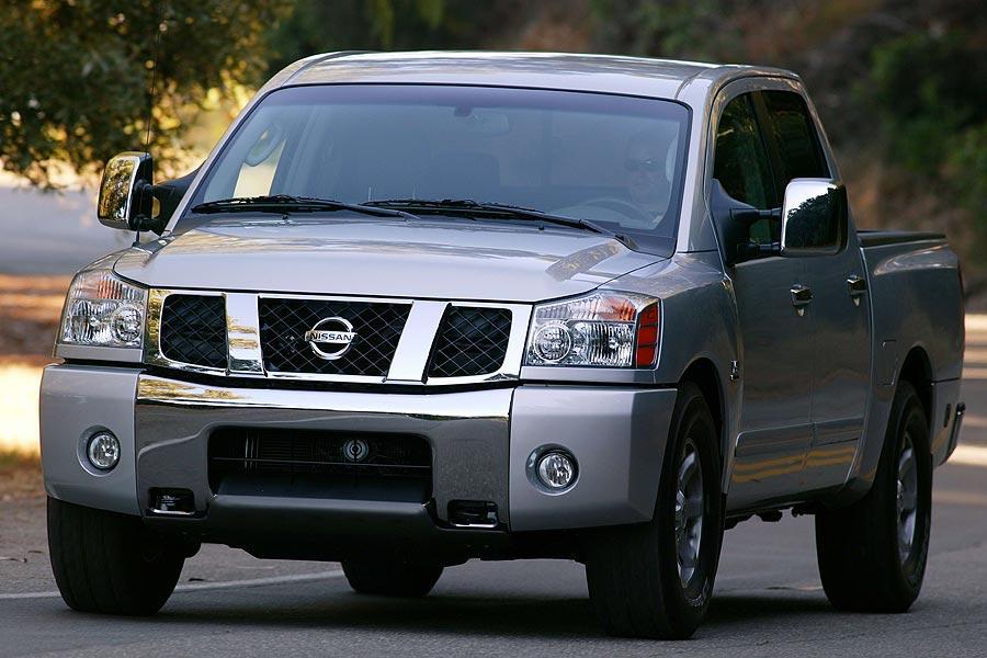 2007 Nissan Titan Photo 4 of 7