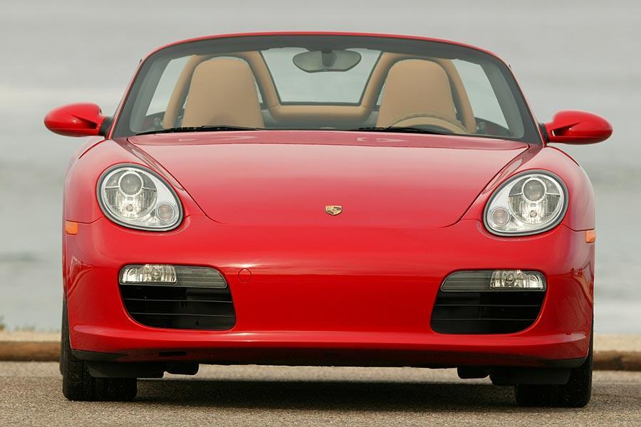 2007 Porsche Boxster Photo 5 of 10