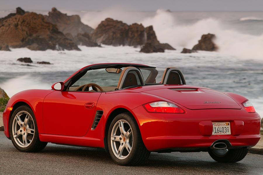 2007 porsche boxster overview. Black Bedroom Furniture Sets. Home Design Ideas