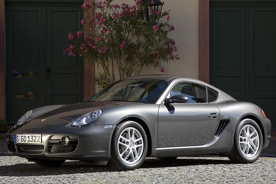 2007 Porsche Cayman Photo 2 of 13