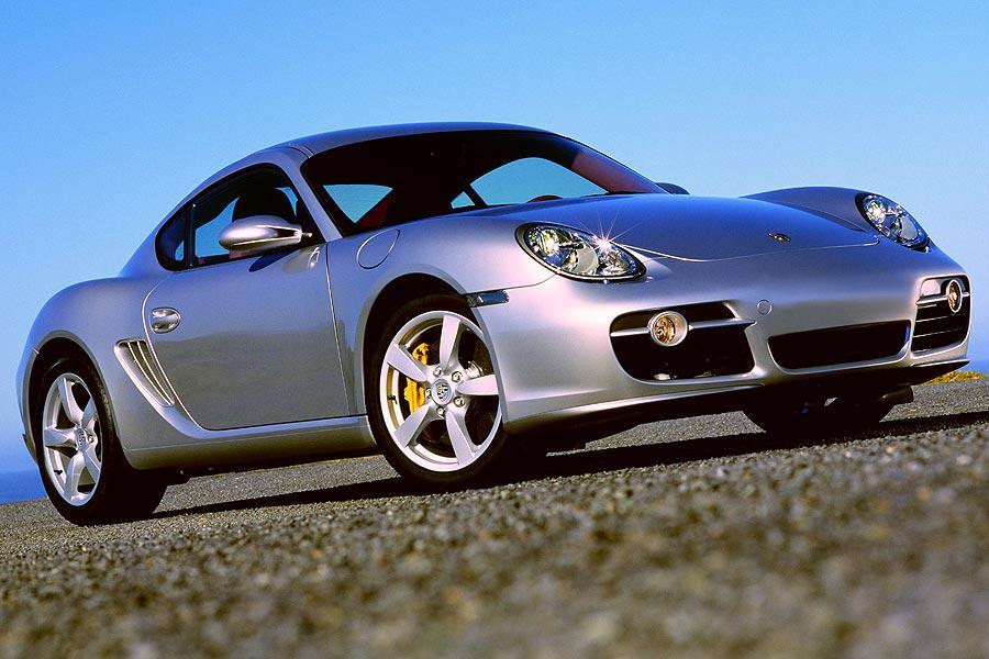 2007 Porsche Cayman Photo 1 of 13