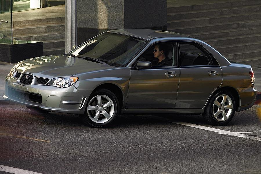 2007 Subaru Impreza Photo 2 of 9