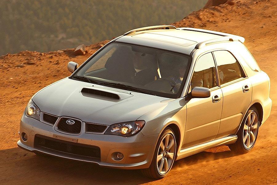 2007 Subaru Impreza Photo 3 of 9