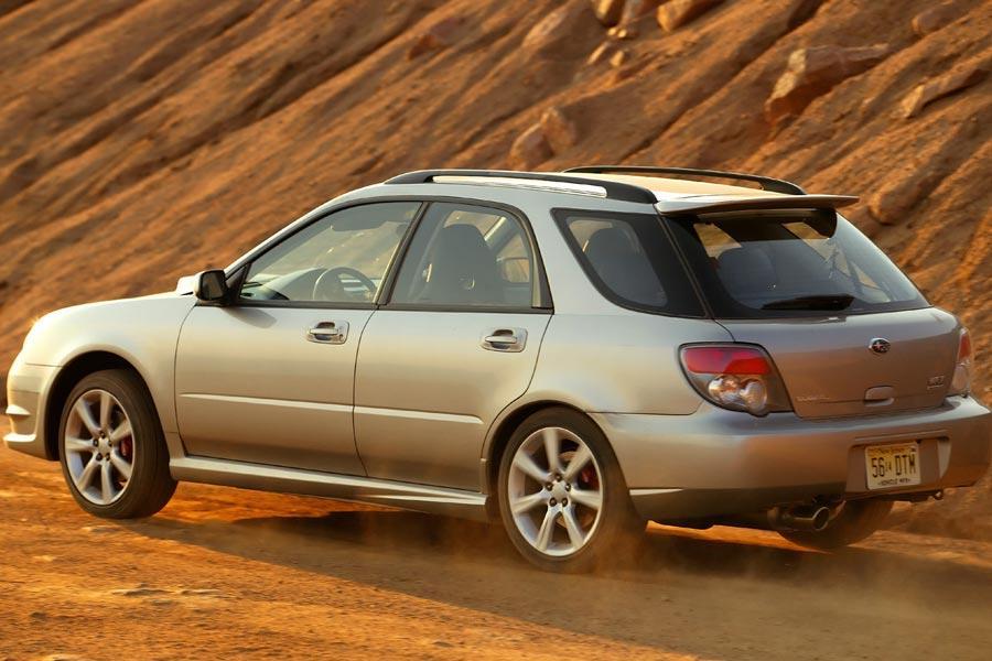 2007 Subaru Impreza Photo 4 of 9